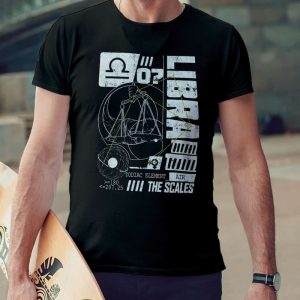 libra horoscope t-shirt