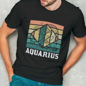 horoscope aquarius t-shirt