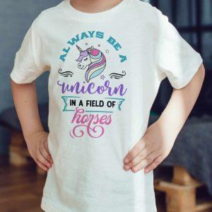 unicorn children's t-shirt